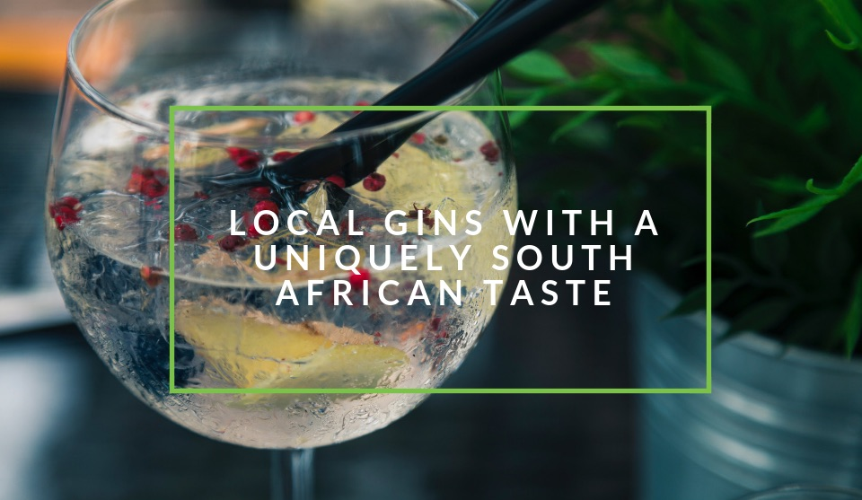 South African Brands of Gin