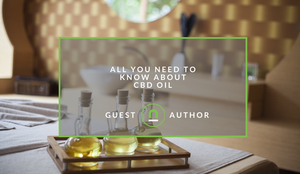 How CBD oil can assist you