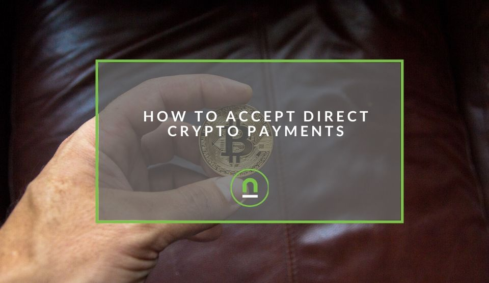 How to accept crypto payments without custodial services