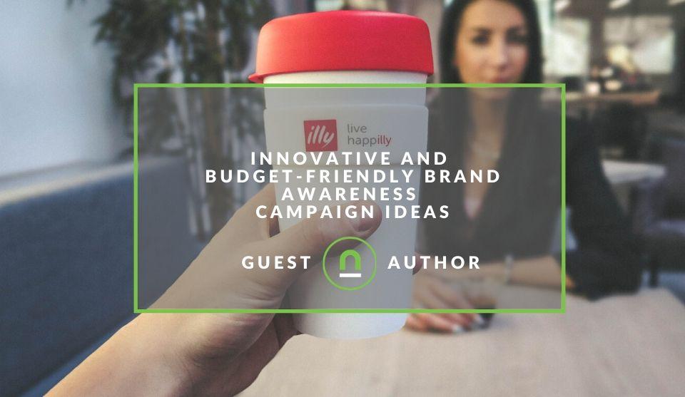 Cost effective branding ideas