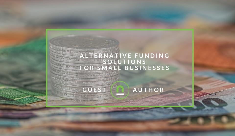 Alternative ways of raising capital for a startup