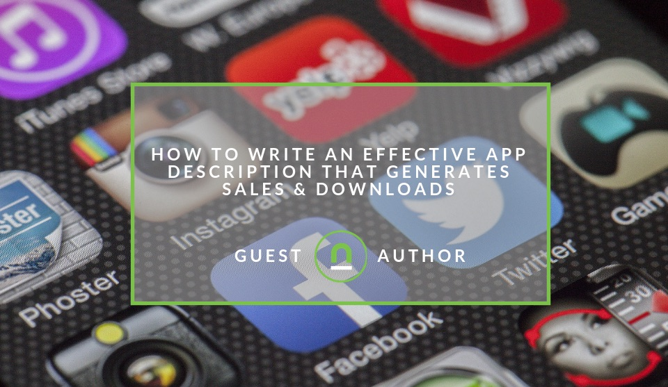How to creative effective app descriptions