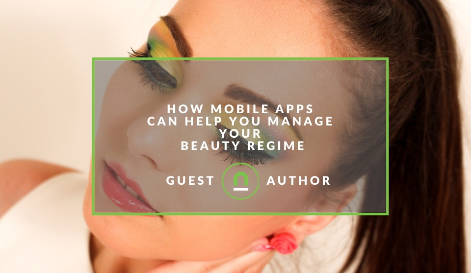 Mobile apps for your beauty regime