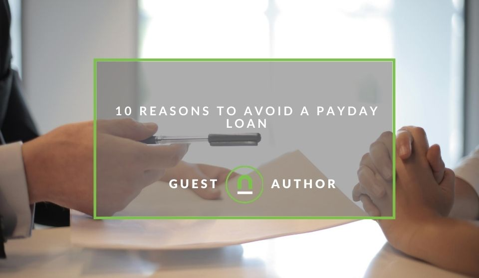 Reasons to not take a pay day loan