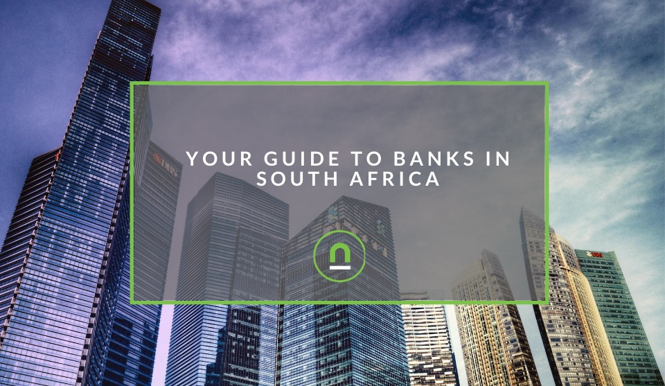 Banks operating in South Africa