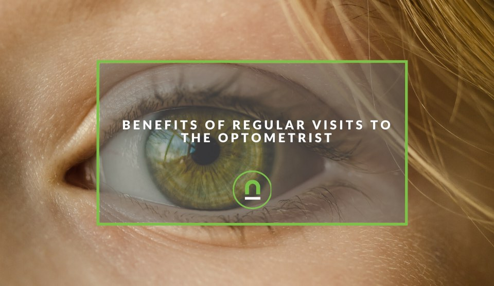 Regular Optometrist visit benefits