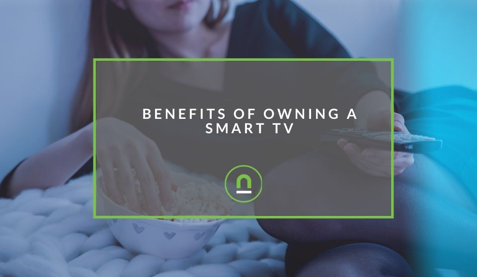 Smart TV benefits