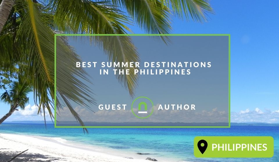 Summer best destinations in The Philippines