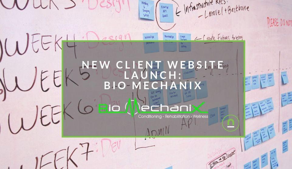 nichemarket Revamps The Bio MechaniX Website