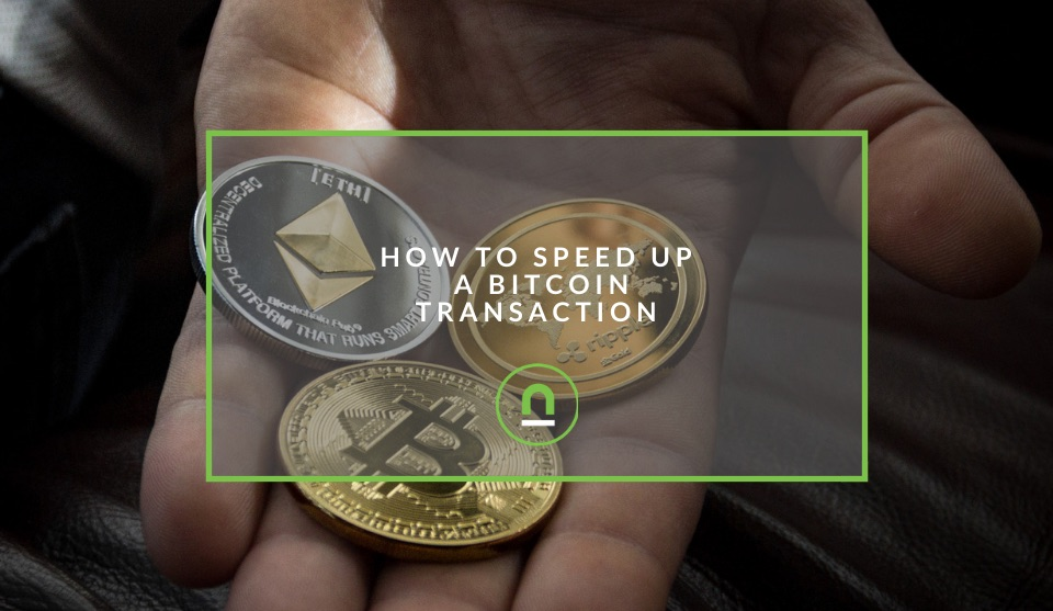 Speed up Bitcoin transactions