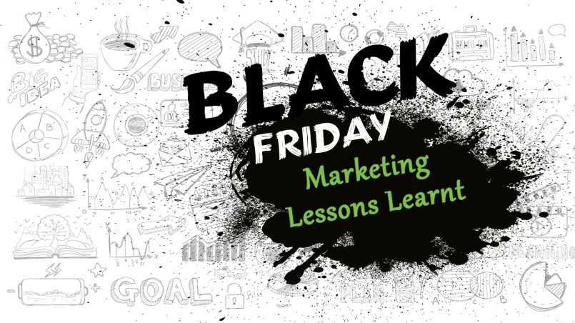 Marketing lessons we've learned from Black Friday