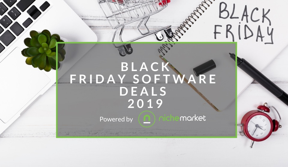 Software and SAAS black friday promotions
