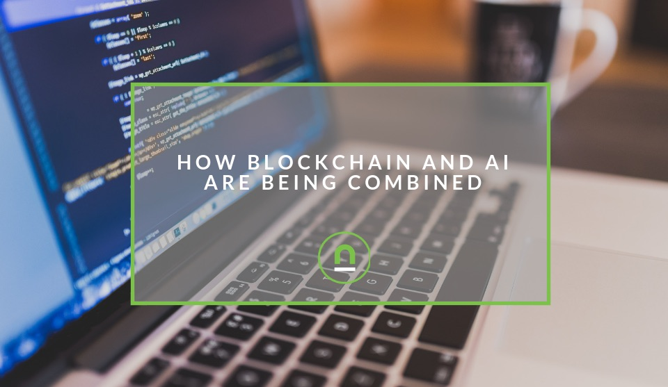 Blockchain and AI combined projects