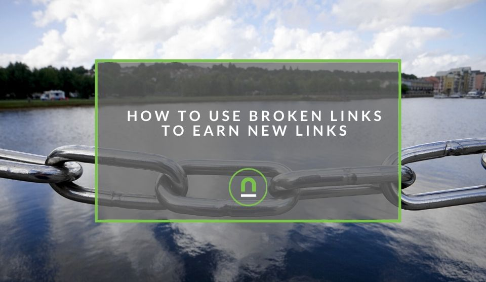 How to earn links with broken linking
