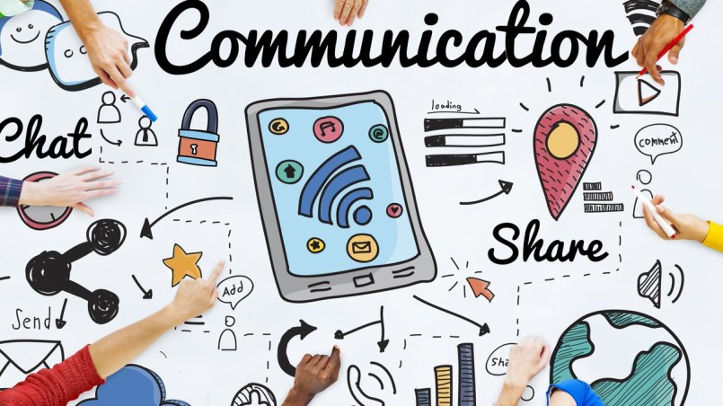 Communicate effectively with business in 2018