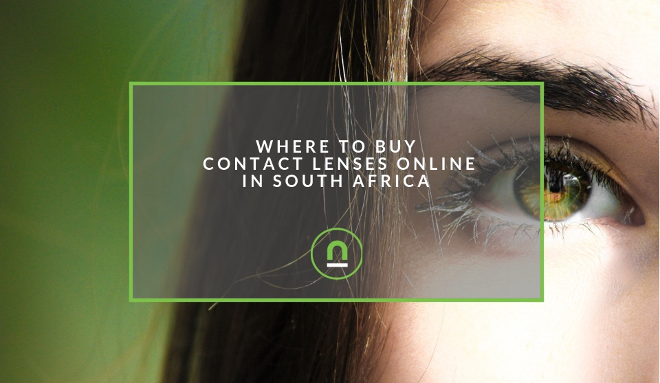 online stores selling contact lenses in South Africa