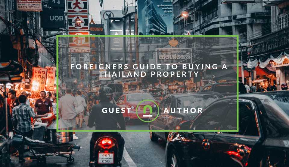 How foreigners can buy property in Thailand