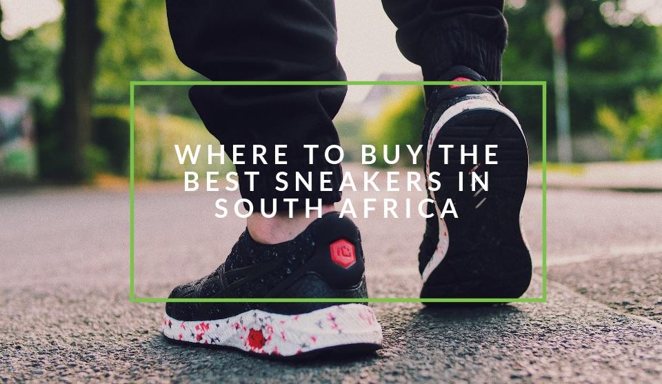 Buy Sneakers in South Africa