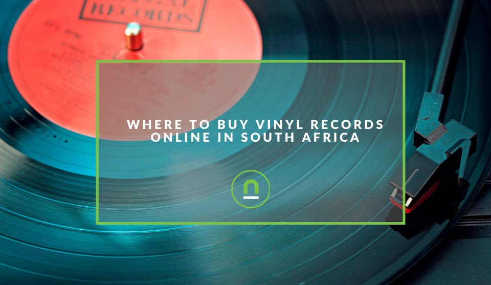 South African vinyl record online stores