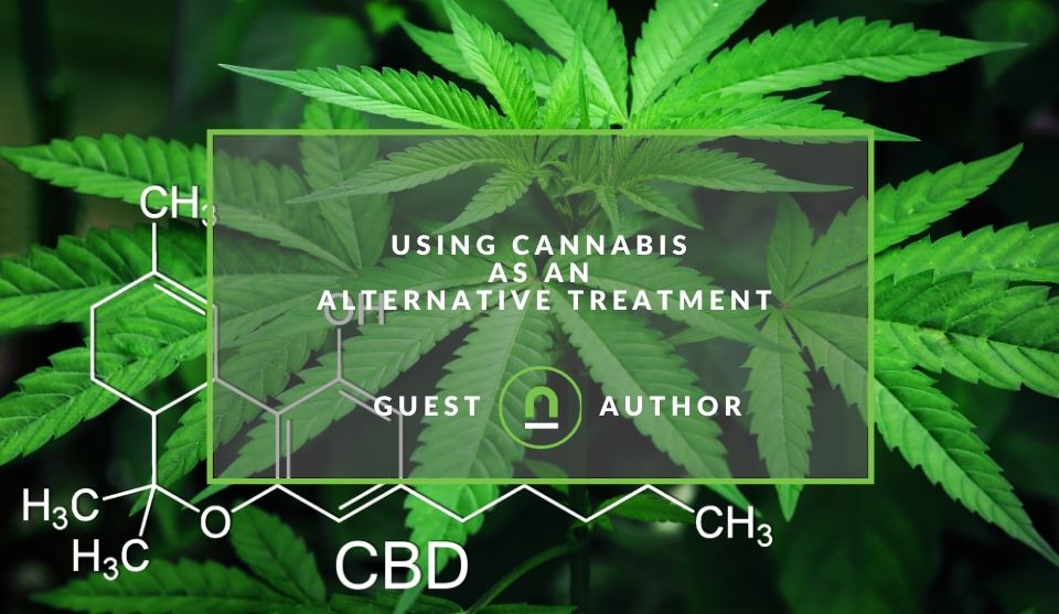 Using cannabis as alternative treatment method