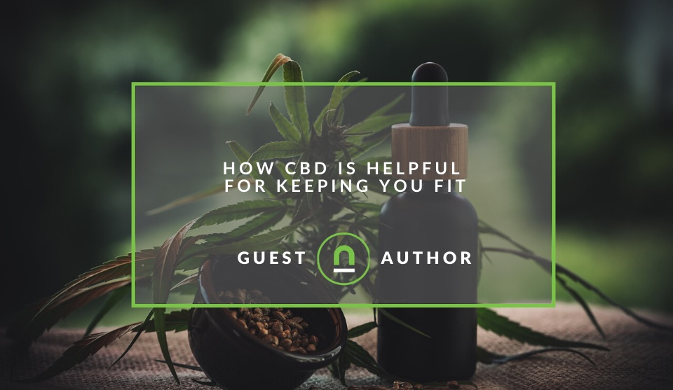 How CBD helps workouts