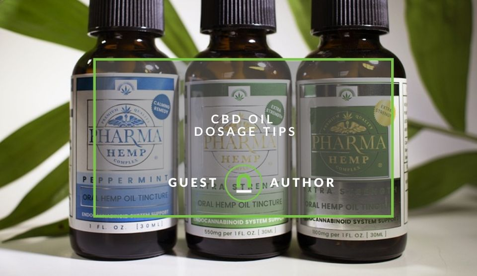 How to check your CBD dosage