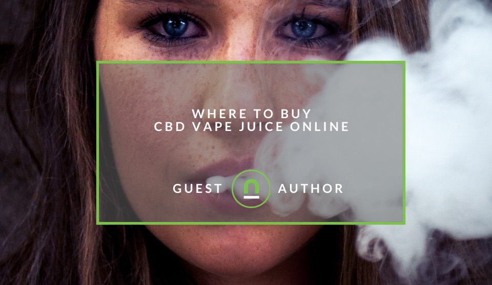 Buying CBD vape juice