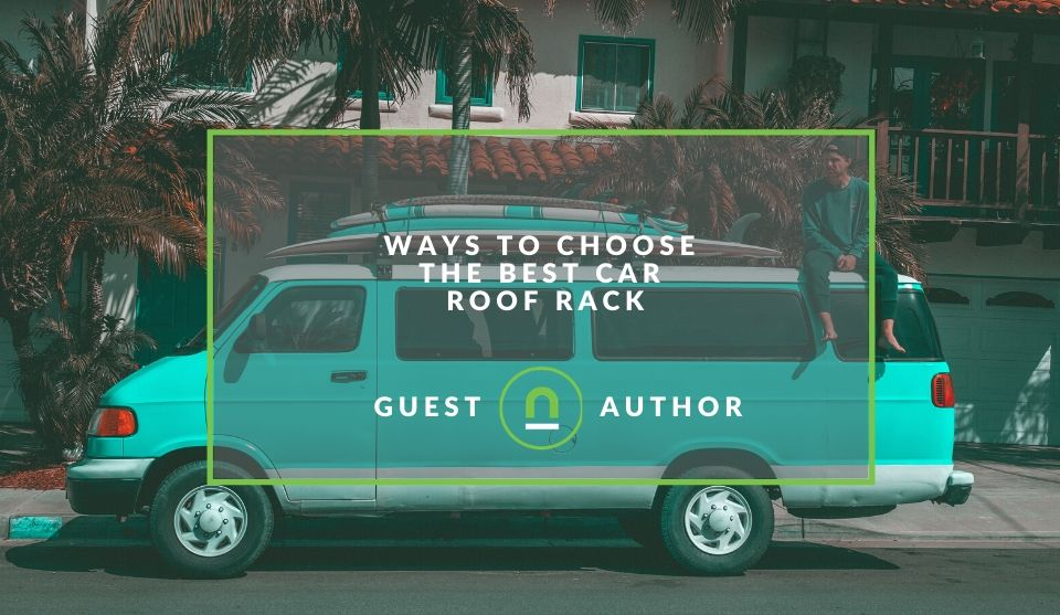 Picking the ideal roof rack