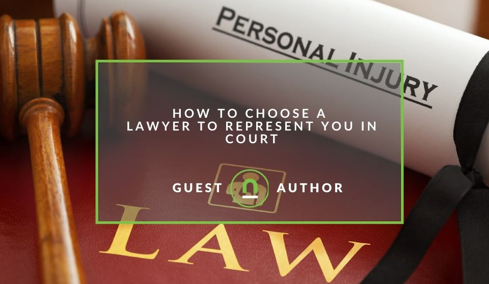 How to pick a lawyer