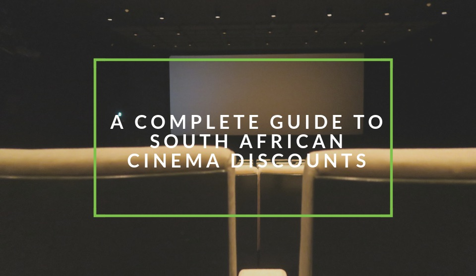 discounts at cinemas in SA