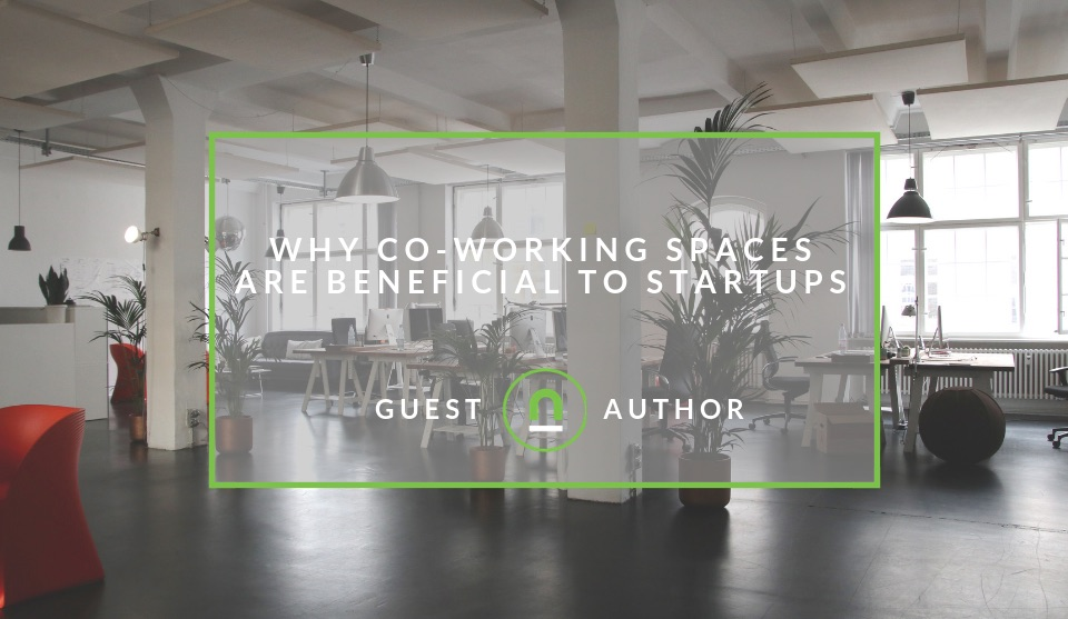 Why co-working spaces are great for small businesses