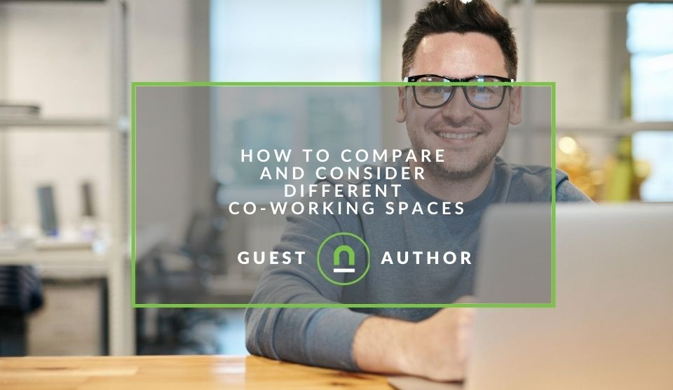 compare co-working spaces