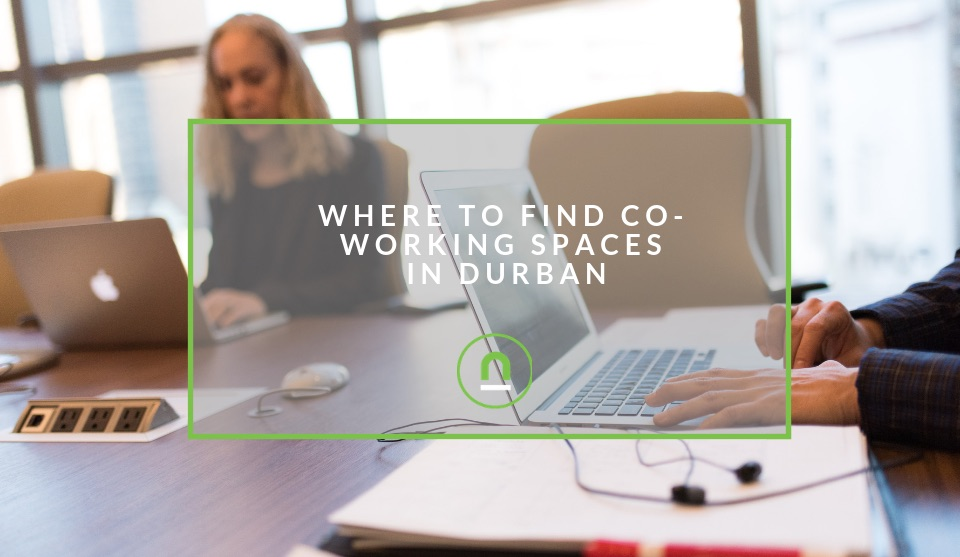 Office space for co-working in durban