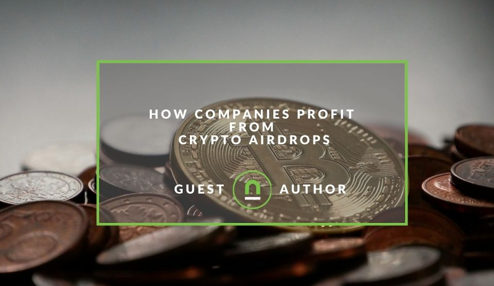profitting with crypto airdrops