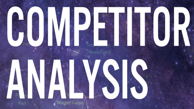 How to do a competitor analysis