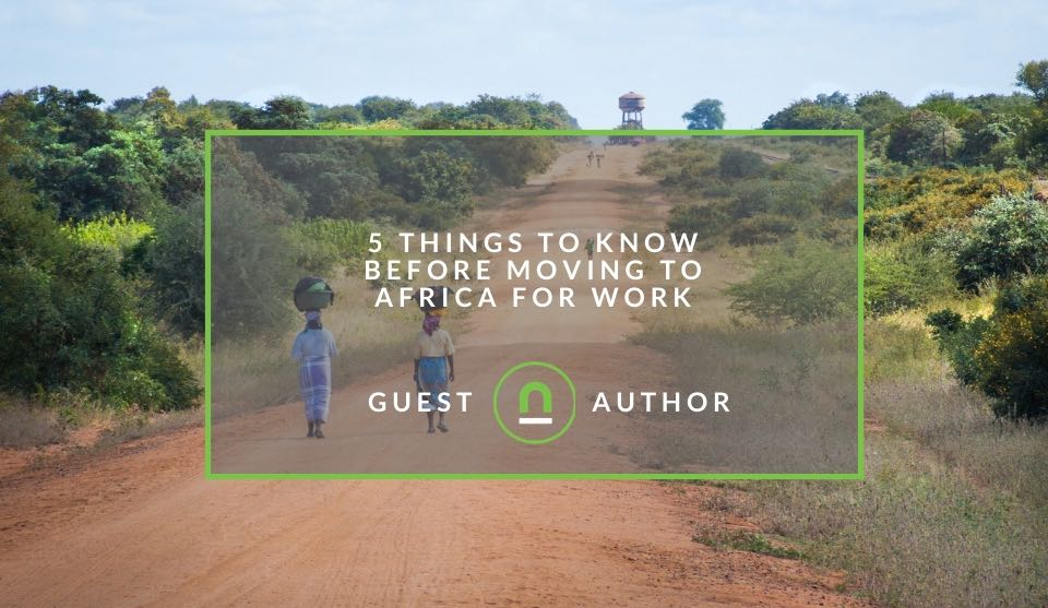 How to prepare to work in Africa
