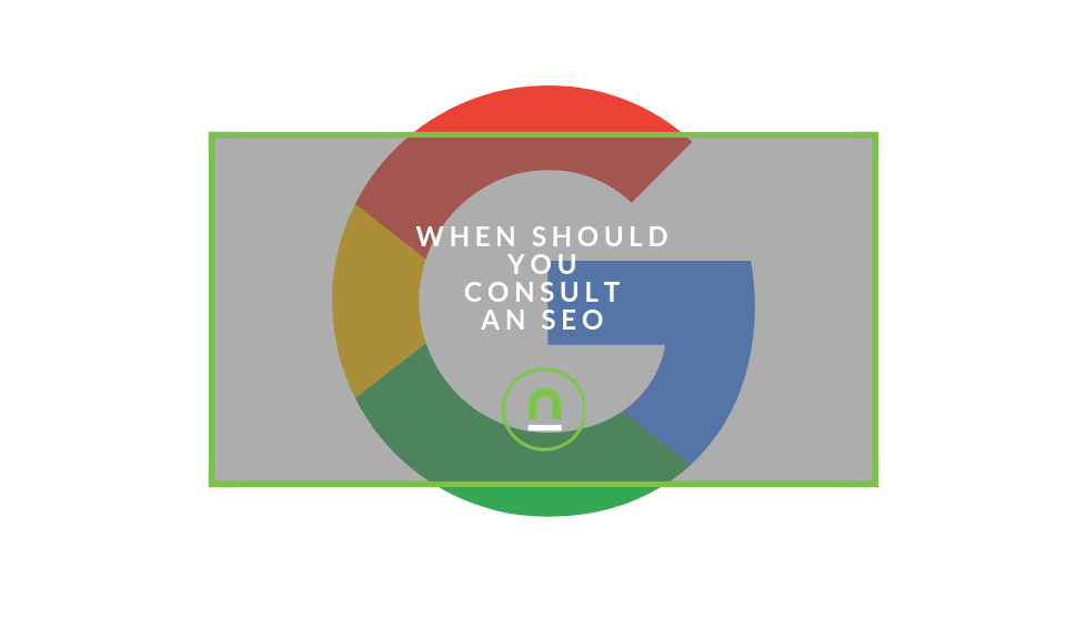 When to consult an SEO