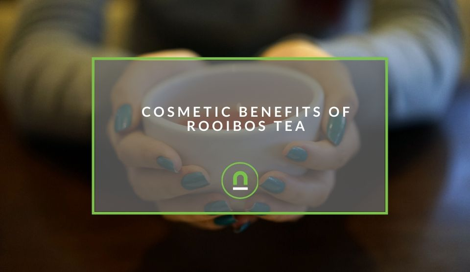 Benefits of rooibos on your body
