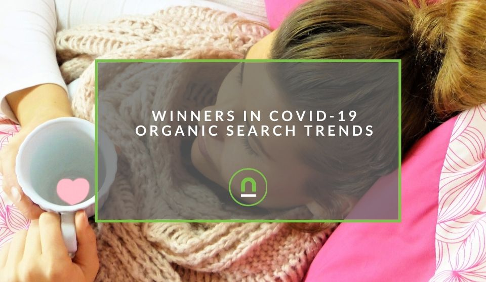 How searches have changed since the coronavirus