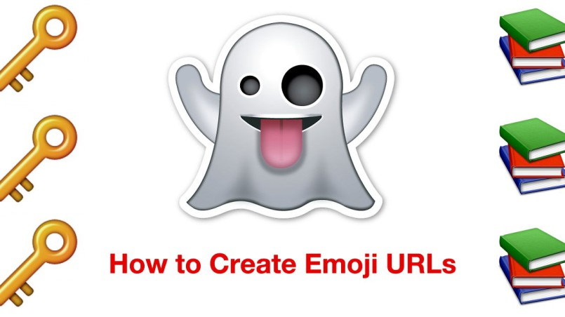 How to create emoji URLs