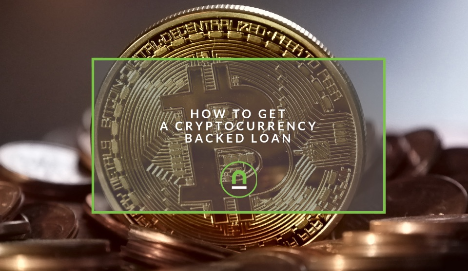 Take out a crypto backed loan