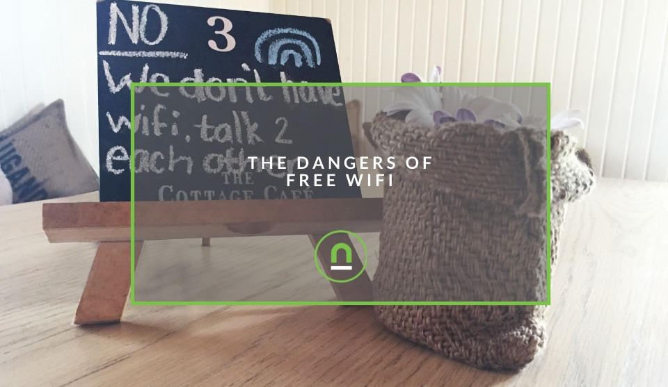 The risks involved with free WiFi