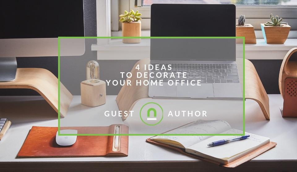 Tips for decorating home office