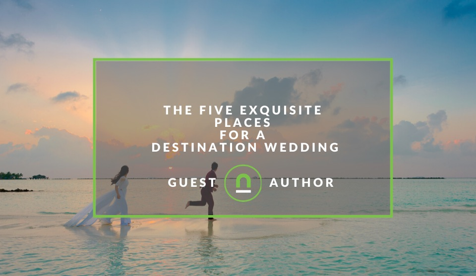 Ideas for a destination wedding