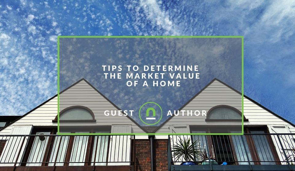 Determine home value