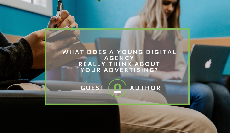 What young digital agencies think of advertising