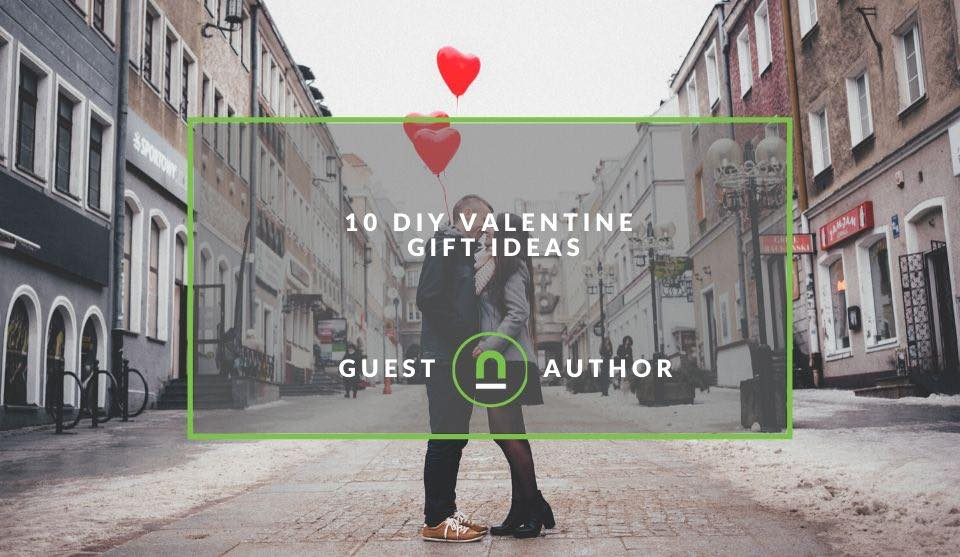 Valentines Day DIY Gift ideas