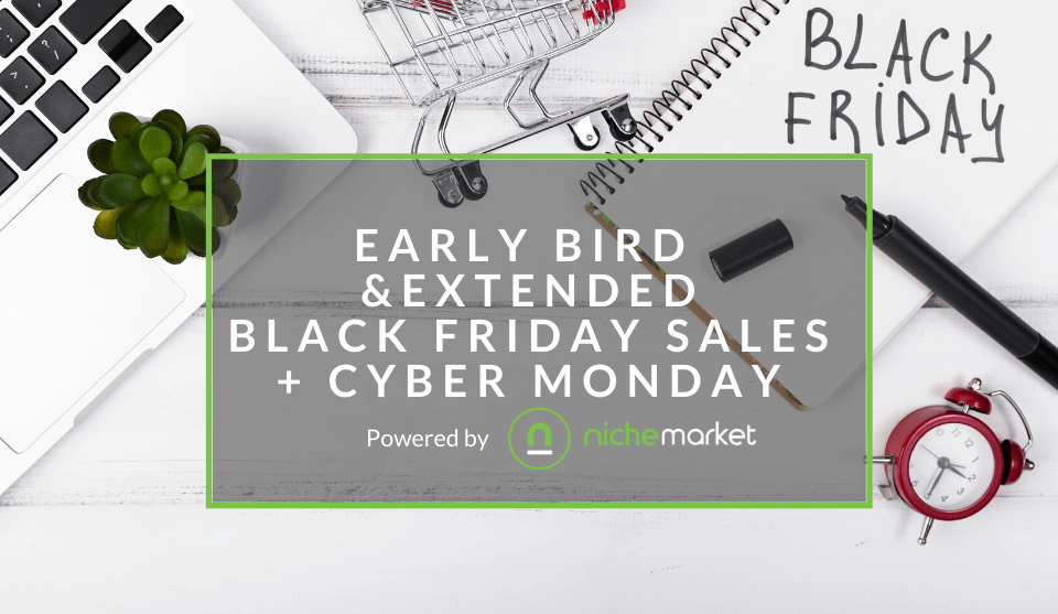 early and extended black friday sales