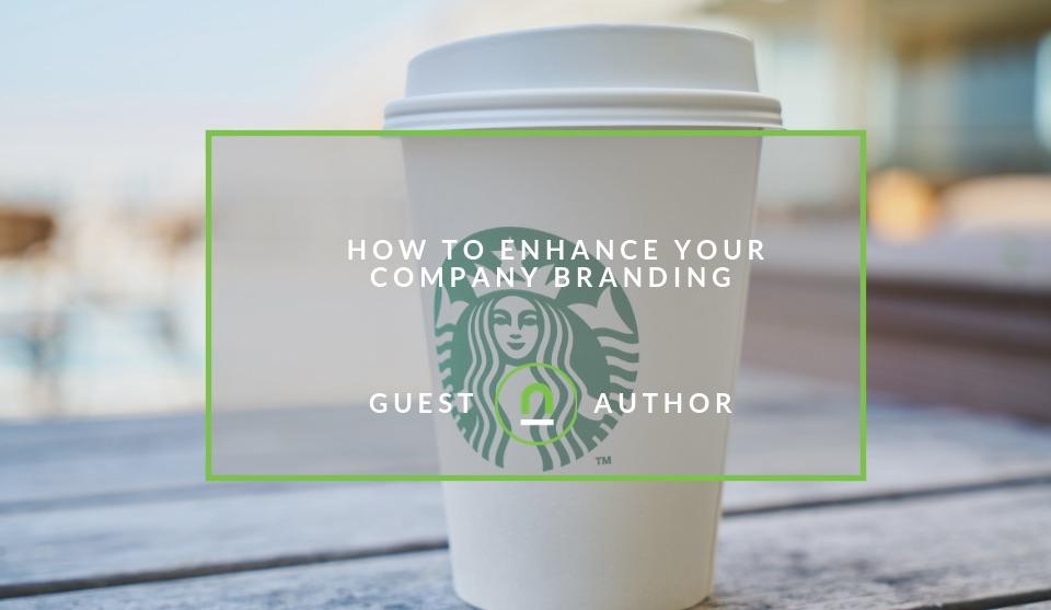 Enhance company branding