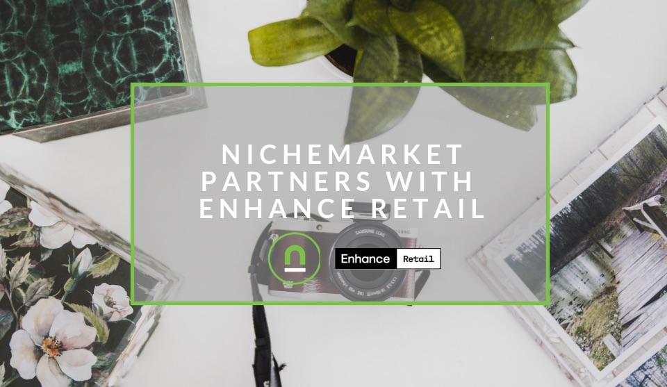 nichmarket partners with enhance retail